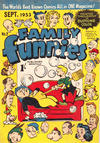 Cover for Family Funnies (Associated Newspapers, 1953 series) #8