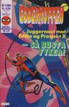 Cover for Edderkoppen (Semic, 1984 series) #4/1989
