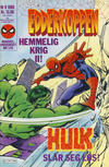 Cover for Edderkoppen (Semic, 1984 series) #9/1989