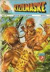 Cover for Kizilmaske (Tay Yayınları, 1973 series) #12