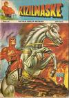 Cover for Kizilmaske (Tay Yayınları, 1973 series) #58