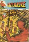 Cover for Kizilmaske (Tay Yayınları, 1973 series) #59