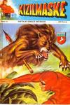 Cover for Kizilmaske (Tay Yayınları, 1973 series) #79