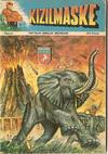 Cover for Kizilmaske (Tay Yayınları, 1973 series) #85