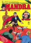 Cover for Mandra der Magier (Condor, 1980 series) #1