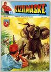 Cover for Kizilmaske (Tay Yayınları, 1973 series) #10