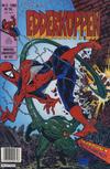 Cover for Edderkoppen (Semic, 1984 series) #2/1992