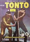 Cover for Tonto (World Distributors, 1953 series) #30