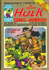 Cover for Condor Superhelden Taschenbuch (Condor, 1978 series) #12