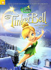 Cover for Disney Fairies (NBM, 2010 series) #9 - Tinker Bell and Her Magical Arrival