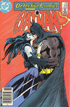 Cover Thumbnail for Detective Comics (1937 series) #556 [Newsstand]