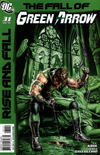 Cover for Green Arrow (DC, 2010 series) #31 [Second Printing]