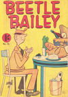 Cover for Beetle Bailey (Yaffa / Page, 1963 series) #16