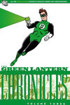 Cover for The Green Lantern Chronicles (DC, 2009 series) #3