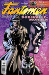 Cover for Fantomen (Egmont, 1997 series) #11/2011