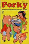 Cover for Schweinchen Dick (Willms Verlag, 1972 series) #1