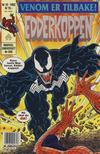 Cover for Edderkoppen (Semic, 1984 series) #10/1992