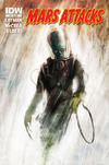 Cover Thumbnail for Mars Attacks (2012 series) #4 [Retailer Incentive]