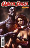 Cover for Queen Sonja (Dynamite Entertainment, 2009 series) #32