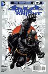 Cover for Batman: The Dark Knight (DC, 2011 series) #0