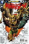 Cover for The Savage Hawkman (DC, 2011 series) #0
