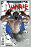 Cover for I, Vampire (DC, 2011 series) #0