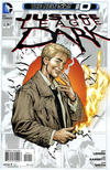 Cover for Justice League Dark (DC, 2011 series) #0