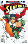 Cover Thumbnail for Superman (2011 series) #0
