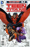 Cover for Teen Titans (DC, 2011 series) #0
