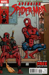 Cover for Avenging Spider-Man (Marvel, 2012 series) #12