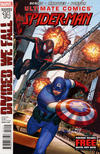 Cover for Ultimate Comics Spider-Man (Marvel, 2011 series) #14