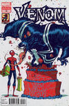 Cover for Venom (Marvel, 2011 series) #24 [Skottie Young Amazing Spider-Man 50th Anniversary Variant Cover]