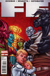 Cover for FF (Marvel, 2011 series) #20