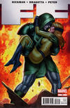 Cover for FF (Marvel, 2011 series) #21