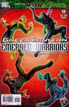 Cover Thumbnail for Green Lantern: Emerald Warriors (2010 series) #9 [2nd Printing]