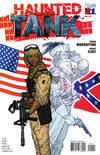 Cover Thumbnail for The Haunted Tank (2009 series) #1 [Henry Flint Variant Cover]