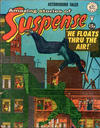 Cover for Amazing Stories of Suspense (Alan Class, 1963 series) #154