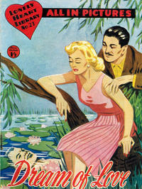 Cover Thumbnail for Lonely Hearts Library (Frew Publications, 1955 ? series) #23