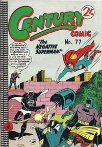 Cover Thumbnail for Century Comic (K. G. Murray, 1961 series) #77