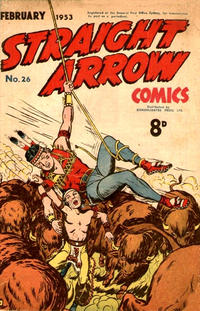 Cover Thumbnail for Straight Arrow Comics (Magazine Management, 1950 series) #26