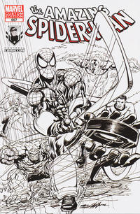 Cover Thumbnail for The Amazing Spider-Man (Marvel, 1999 series) #667 [Montreal ComicCon Custom Edition]