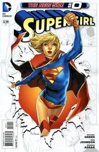 Cover Thumbnail for Supergirl (DC, 2011 series) #0
