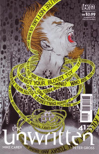 Cover Thumbnail for The Unwritten (DC, 2009 series) #41