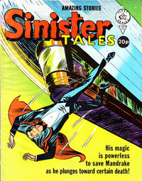 Cover Thumbnail for Sinister Tales (Alan Class, 1964 series) #173
