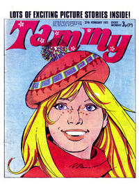 Cover Thumbnail for Tammy (IPC, 1971 series) #27 February 1971