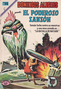 Cover Thumbnail for Domingos Alegres (Editorial Novaro, 1954 series) #820