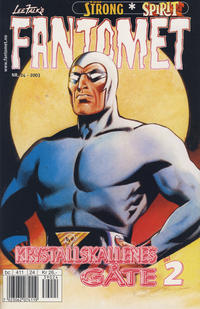 Cover Thumbnail for Fantomet (Hjemmet / Egmont, 1998 series) #24/2003