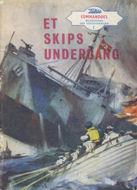 Cover Thumbnail for Commandoes (Fredhøis forlag, 1962 series) #1