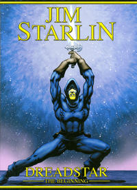 Cover Thumbnail for Dreadstar: The Beginning (Dynamite Entertainment, 2010 series)