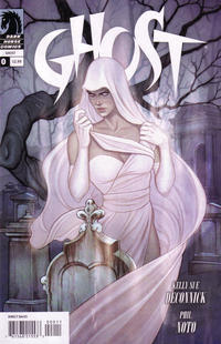 Cover Thumbnail for Ghost (Dark Horse, 2012 series) #0